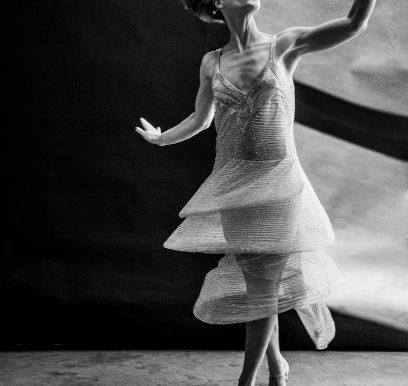Katja Završnik, dancer