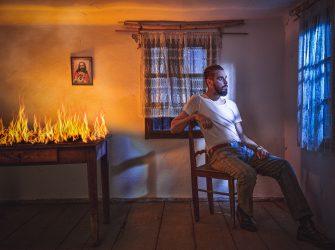 COVID19 #STAYATHOME autoportrait